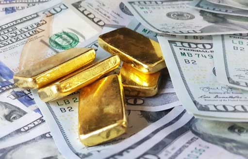 Gold forecast for June 8, 2021: rebound to the resistance line