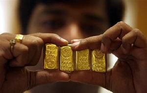 Analysts of India on the price of gold