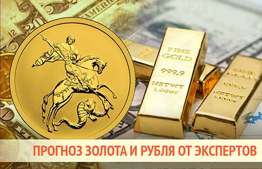 about the forecast of the price of gold and silver