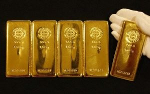 Gold in anticipation of the crisis