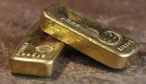 Gold is approaching $ 1,600 an ounce