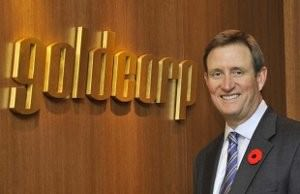 The CEO of Goldcorp raised the gold forecast