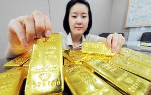 The Central Bank of South Korea bought gold for the first time in 13 years