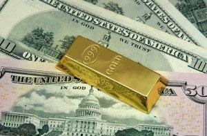 The gold standard against money printing