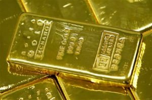 Gold sets the record for two fall days