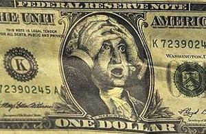 The US rating will hurt the dollar a lot